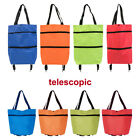 Foldable Shopping Trolley Bag Shopping Bags Food Organizer Vegetables Bag