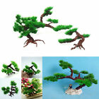 Artificial Pine Realistic Dismountable Plastic Miniature Simulation Fish Tank