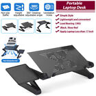 360 Adjustable Laptop Notebook Desk Tray Portable Stand Lazy Lap Sofa Bed P