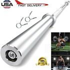 """Home Muscle Barbell Weight set  2"""" Standard Size Plates _ 5.5/11/22/33/44/55lbs"""