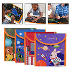 Reusable Drawing Doodle Travel Activity Writing Painting Board Erasable Kids
