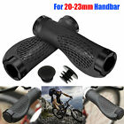 2Pcs MTB Bike Grips Ergonomic Mountain Bicycle Handlebar Cycling Lock On Grip