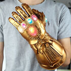 Thanos Infinity Gauntlet LED Light Gloves Marvel Avengers Infinity War Toy Gifts