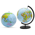 30CM Inflatable World Earth Teaching Education Geography Map Balloon Kids