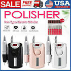 Professional Electric Nail File Drill Manicure Tool Pedicure Machine Set US F1Y3