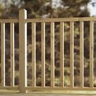 Pressure Treated Timber Decking Spindles 32mm / 41mm | 900mm - Square + Turned