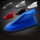 Shark Fin Roof Antenna Aerial FM/AM Radio Signal Decoration Car Universal Trim