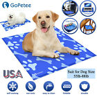 Gel Cooling Mat Self Cooling Cushion Pad for Dog Cat Pet Hot Summer Sleeping Bed