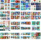 DIY Greeting Card Special-shaped Diamond Painting Christmas Postcards Gifts LOT