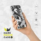 Camo Phone Back Case Army Camouflage Military For Apple iPhone 4 5 6 7 8 11 12