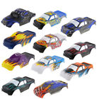 Painted Rc Body Shell Bodywork For Hsp 1/10 Truck Car Parts Diy Replacement