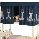Dustproof Mosquito Protection Cloth Bed Curtain Student Dormitory Decor Shading