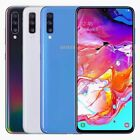 Samsung Galaxy A70 128gb Dual Sim Unlocked 4g Android Smartphone Various Colours