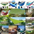 Portable Camping Hammock Tent Mosquito Net Yard Outdoor Hanging Chair Swing Bed