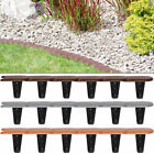 Lawn Edge Garden Palisade Fence Border Edging Driveway Path Drive Easy Install