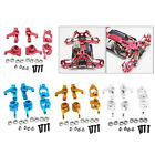 Front & Rear Wheel C Seat Parts For Wltoys 144001 1/14 Rc Car Accessory