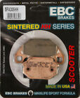 EBC Double-H Sintered Rear Brake Pad for Kymco Super9 (2T/AC) 2002-2009