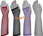 Gloves Fingerless Fishnets Elbow Length Dancewear Costumes Punk Rock DTS00144
