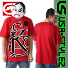 ECKO UNLTD. T-SHIRT SHIRT HALL OF FAME RED NEW S M L XL