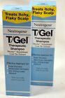 NEUTROGENA T-GEL THERAPEUTIC SHAMPOO T/Gel Coal Tar NEW