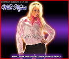 FANCY DRESS WILD NIGHTS LADIES PINK HEN NIGHT COSTUME