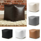CUBE Beanbag SEAT Pouffe FOOT STOOL Bean Bag Bags CHAIR
