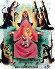 1608 Christmas Special Issue quality POSTER. Virgin Mary. Cuban Decorative Art.