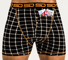 Dazed Smuggling Duds Men's Boxer Shorts Boxer Briefs (Eye Trick)