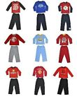 OFFICIAL FOOTBALL CLUB - BOYS PYJAMAS (Long){Sizes from 12 months-10 years}