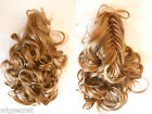 blonde to strawberry blonde hair - Hair Piece Claw Clip With Wavy Hair 13 inches Clip-in-Extensions