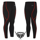 Mens Womens skin tights compression pants S~2XL sports base layer clothing 203