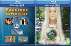 2 3D Blurays!  3-D Magic Forest & Fabulous Adventures in 3D Blu-ray movies lot!!