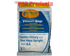 Eureka Allergy Heavy Duty Vacuum Cleaner Style AA Bags Victory True HEPA