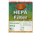 Eureka Part #EL012W H12 HF1 HEPA Filter Oxygen