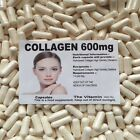 Collagen 600mg Capsules.  (L)