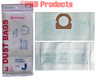 Canister Vacuum Cleaner Bags Hoover Type J 405396 Model Constellation 822A 858