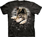 New WOLF IN DYE PAW Youth T Shirt