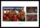 Wales Rugby 2008 Grand Slam Montage Photo Memorabilia (WAMU08)
