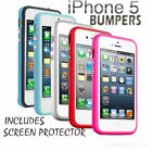 New Stylish Premium Bumper Series Case Cover For Apple iPhone 5 / 5S
