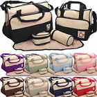 Baby nappy changing bag set 5PCS Brand New Cute