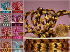 Lovely Unusual Scrapbook Trim, 2 yards 3 mm craft glossy satin knot cord ribbon