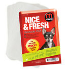 MIKKI NICE & FRESH HYGIENE DISPOSABLE DOG PADS FOR DOGS ON HEAT 3 SIZES NEW