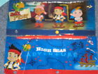 Jake Neverland  Pirate  Zip Bag  2 Types to pick from