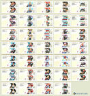 2012 Paralympic Games Gold Medal Winners Miniature Sheets of Mint Stamps