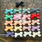 New Flatback Resin Bow tie Cabochons Butterfly Cameos DIY Decoration 23x14x5mm
