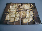 Tera Collector's Edition  Folded Map of Tera   Tera Online C.E. Map