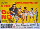 """""""DR.NO"""" .. Sean Connery & Ursula Andress Vintage Movie Poster Various Sizes £17.99 GBP on eBay"""