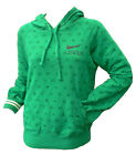 NEW - Green NIKE HOODIE - the Athletic Dept - women's - size L