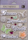 K&Co. Life's Little Occasions RELIGIOUS & INSPIRATIONAL themed~Dimensional~Cute!