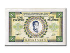 [#104010] French Indo-China, 1 Piastre = 1 Dong, 1953, KM #104, UNC(63)